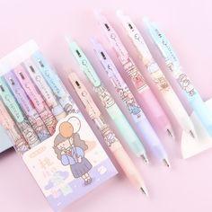 Mode Kawaii, Kawaii Shop, Cute Room Ideas, Cute Room Decor, Kawaii Pens, Kawaii Stuff, Kawaii Bedroom, Cool School Supplies, Kawaii Crafts