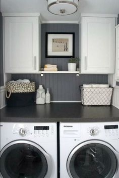 10 Awesome Ideas For Tiny Laundry Spaces Laundry Rooms Are Supposed To Be  The Place Where Everything Gets Clean, Crisp And Looking Sharpu2026