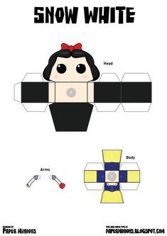 Princesas recortables en 3D | Bebeazul.top Paper Doll Template, Paper Dolls Printable, Paper Crafts Origami, Diy Paper, Diy Arts And Crafts, Fun Crafts, First Youtube Video Ideas, Tarjetas Diy, Paper Folding