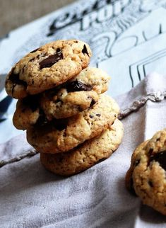 galletas cookies Cookies Receta, Galletas Cookies, Desserts, Recipes, Food, Connect, Easy Recipes, Postres, Breakfast