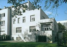 House Gustav Scheu Wien