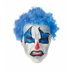 17 Best Clown Masks Images Clown Mask Halloween Masks