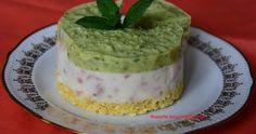MTC N. 57 - Anche no: cheesecake crescenza, speck e peperoni di Rossella