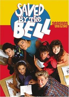 "Saved by the Bell was one of the best shows ever!  I still watch it sometimes in the morning.  Of course it's on an ""older"" channel.  I already feel old."