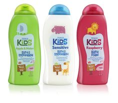 Tesco Kids Toiletries on Packaging of the World - Creative Package Design Gallery