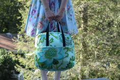 Liesl Made Weekender Bag Tutorial