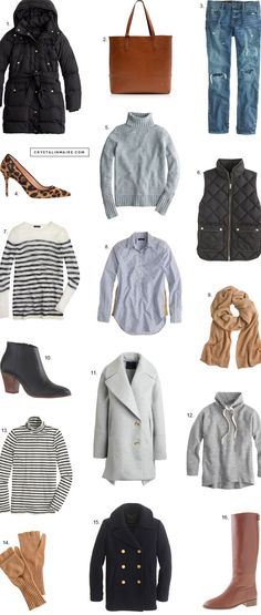 J.Crew Sale | 40% off Current Styles (via Bloglovin.com )