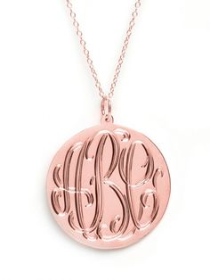love this - great for layering and its rose gold :)