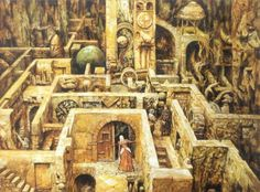 stmhumanities: Minos: King of Crete, Son of Zeus and Europa Labyrinth Walk, A Utopia, Mirror Maze, Son Of Zeus, Beyond The Horizon, Ancient Symbols, American Horror Story, Crete, Cool Artwork