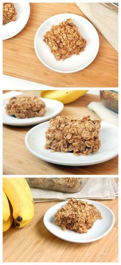 Banana Bread Baked Oatmeal. There's nothing like freshly baked banana bread. This Banana Bread Baked Oatmeal takes banana bread to the next level. And it's healthy too! Start the day off right.