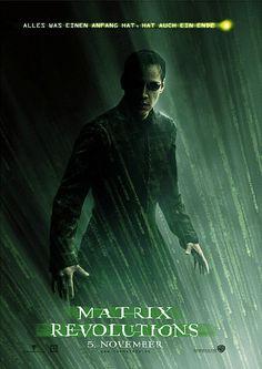 Poster zum Film: Matrix Revolutions
