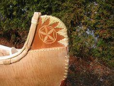 Francois' Birchbark canoes: mars 2010