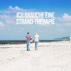 Ich brauche eine Strand-Therapie