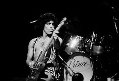 Prince - Rare pic 1979