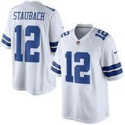8421f324372 #mothersday #AdoreWe #NFLShop.com - #NFLShop.com Men's Dallas Cowboys Roger  Staubach Nike White Retired Player Limited Jersey - AdoreWe.com