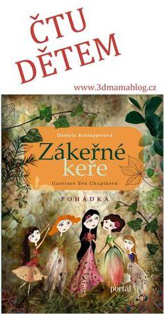 Zákeřné keře, recenze na www.3dmamablog.cz