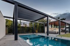 Joslin Pool Pavilion - Glasshouse Projects