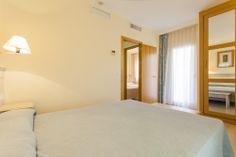 Necesitas descansar, dormir bien y sentirte cómodo. Nosotros te lo ofrecemos en el aparthotel ILUNION Tartessus Sancti Petri, sólo tienes que elegir tu habitación: http://www.iluniontartessus.com/apartamentos.htm #ILUNION #aparthotel #SanctiPetri