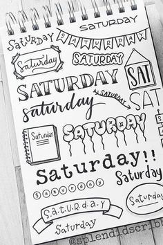 Best Bullet Journal Header & Title Ideas For 2020 - Craz.- Best Bullet Journal Header & Title Ideas For 2020 – Crazy Laura The ultimate collection of bullet journal header and title ideas for inspiration!