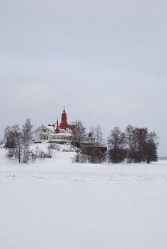 Red Roof, Ullanlinna, Helsinki, Southern Finland