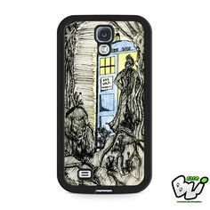Doctor Who Bad Wolf Samsung Galaxy S4 Case