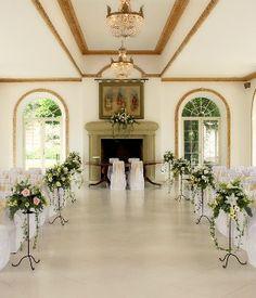 Great Fosters Wedding Venue In Surrey