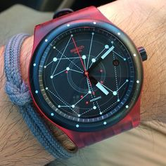 #Swatch SISTEM RED http://swat.ch/SistemRed