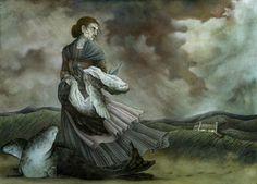 The Selkie Bride.