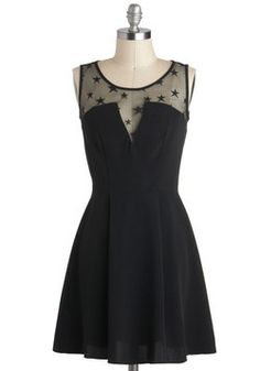 Written in the Stars Dress. I love this. This would be a great new years dress if I had a reason to wear a dress on new years.