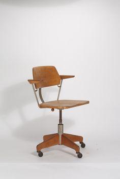 Arno Votteler, Bürodrehstuhl Serie Holson (1956-1960)