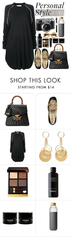 """My Style"" by crblackflag ❤ liked on Polyvore featuring Gucci, Nelly Johansson, MANGO, Tom Ford, Bobbi Brown Cosmetics, Soma, Fuji, Daniel Wellington and gucci"