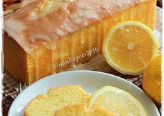 LEMON CAKE moist harum enak banget!