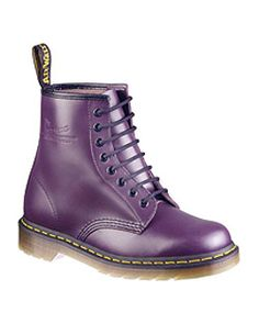 Eggplant color!! Dr. Martens Women's 1460 Iconic Boot Style: DMR11821500