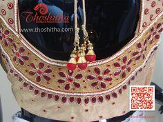 Princess Cut Blouse | Thoshitha