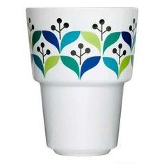 Kubek w stylu retro - doskonały do kawy i herbaty :) kawa, herbata. Sagaform - kubki 2 szt. Retro