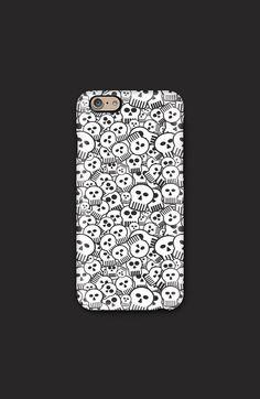 Toon Skulls iPhone 6 Phone Case!