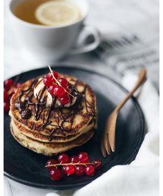 Les pancakes d'Amélie Tauziede
