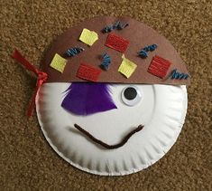 paper plate pirate craft & pirate hat made from paper plates .. awesome! | pirate crafts for ...