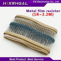 Pack de 10x 3k3 0.25W Carbon Film Resistor 3.3 K