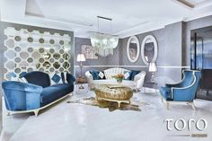 Private Sector, Oversized Mirror, Sofa, Modern, Furniture, Home Decor, Settee, Trendy Tree, Decoration Home
