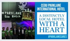 As the Hotel in Cebu that stands for Cebu, Cebu Parklane International Hotel has officially launched their newest set of distinctly local campaigns– and Last… Sustainability Projects, Passion Music, Green Initiatives, Deepest Gratitude, Local Hotels, Corporate Social Responsibility, Cebu, Mobile Photography, How To Become