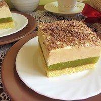 Rabarbino - ciasto z rabarbarem i advocatem