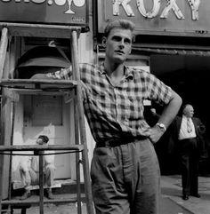Vivian Maier, New York, ca. 1955.