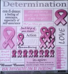 Dinglefoot's Scrapbooking - Breast Cancer Scrapbook Kit, $9.99 (http://www.dinglefoot.com/breast-cancer-scrapbook-kit/)