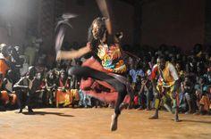 Sabar dancing - Senegal