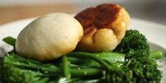 Dumplings - Stekes og kokes
