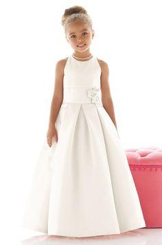 Dessy Fl4022 Flower Girl Dress | Weddington Way