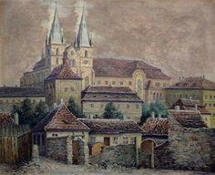 Josef Jaroš - Emauzy