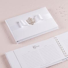 Beverly Clark The Crowned Jewel Collection Guest Book #centerofattention #wedding #guestbooks