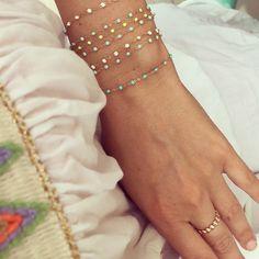 Gigi clozeau Bijouterieponsolle.com#jewelery#love#summer#beach#sun